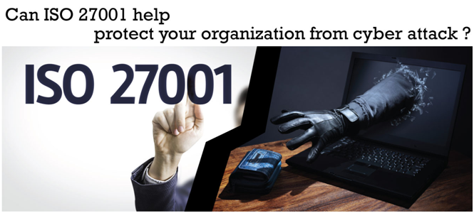 Can ISO 27001 help protect your organization from cyber attack? --A Hacker's view on ISO 27001 standard