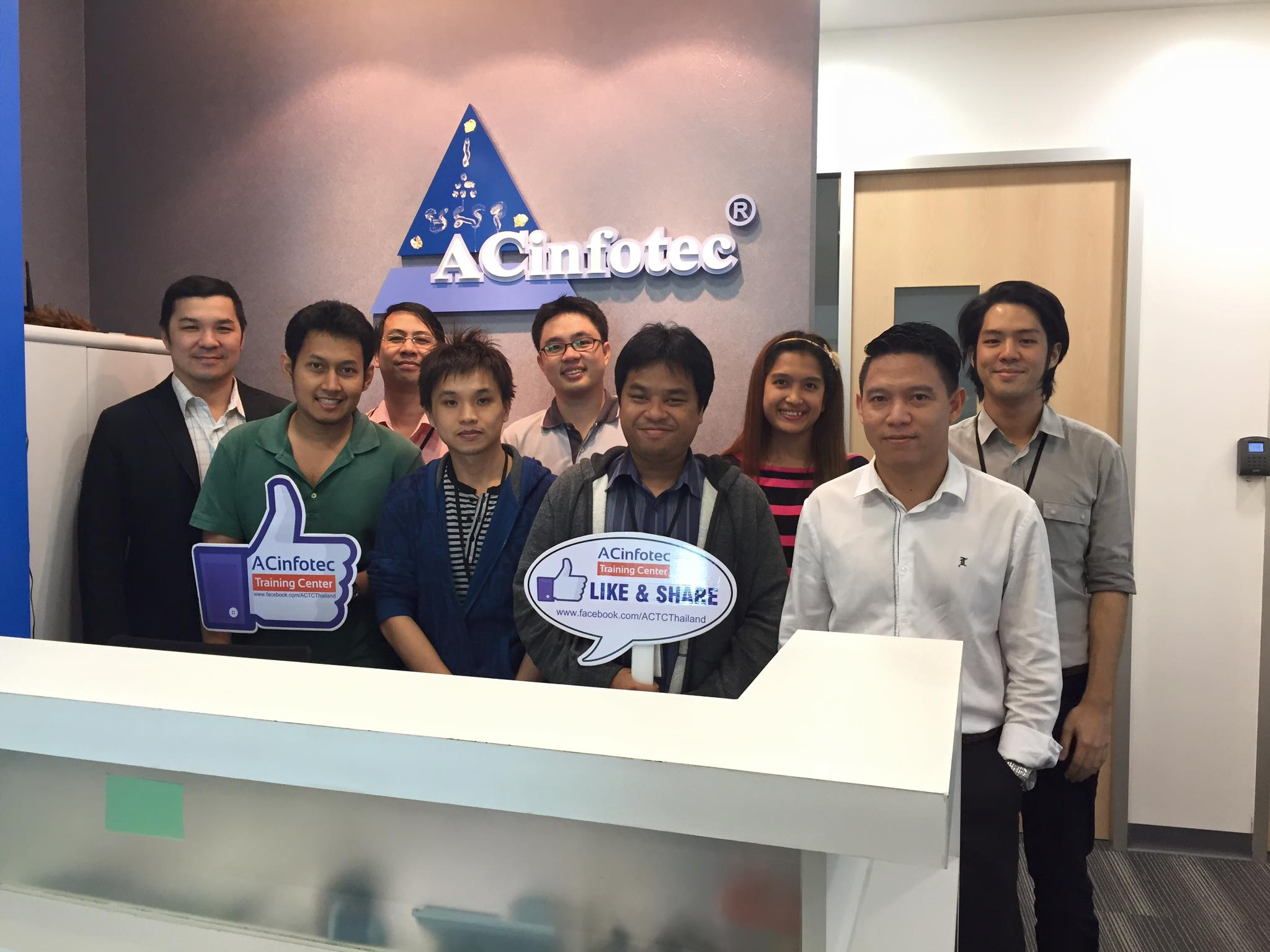 Acinfotec จัดอบรมหลักสูตร CEH (Certified Ethical Hacker)