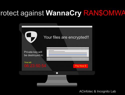 ด่วน!! วิธีป้องกัน WannaCry Ransomware