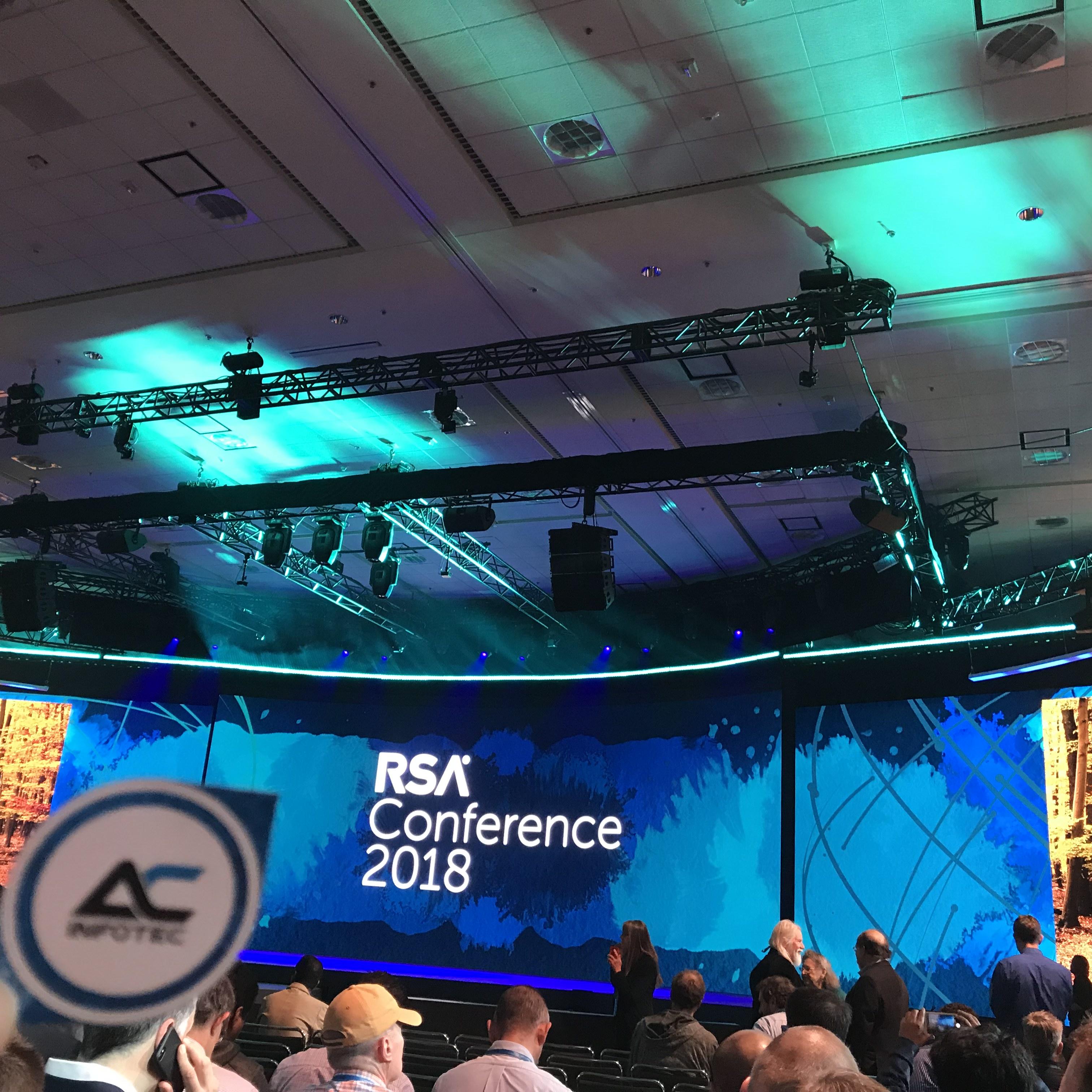 ACinfotec พาเที่ยวงาน RSA Conference 2018 ณ Moscone Center ซานฟรานซิสโก – ep1 แนะนำภาพรวมของงาน